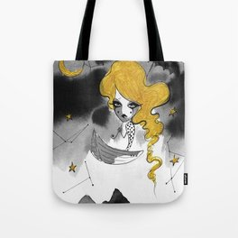 Late Summer Sky Tote Bag