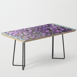 SPANISH LAVENDER AND ONE BEE Coffee Table
