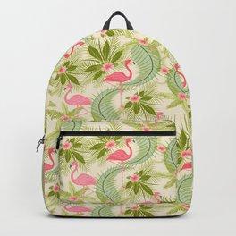 Flamingo Paradiso Backpack