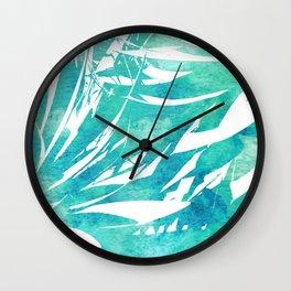 Petrichor #society6 #buyart #decor Wall Clock
