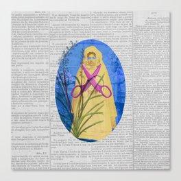 Castração (Castration) Canvas Print