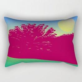 The bush Rectangular Pillow