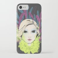 circus iPhone & iPod Cases featuring circus by rena rulianti