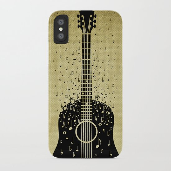 Musical ascension iPhone Case