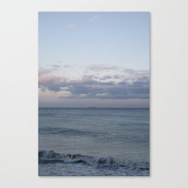 The Wide, Wide Open Sky Canvas Print
