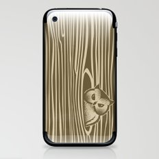 Against the Grain iPhone & iPod Skin