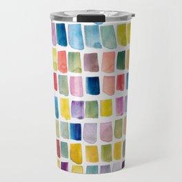 #135 Color Garden Travel Mug