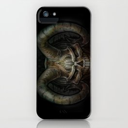 Darko Day Off iPhone Case