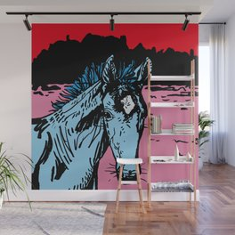 Filly Wall Mural