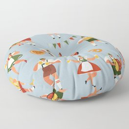 Oktoberfest Floor Pillow