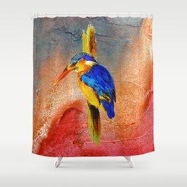 King Fischer Shower Curtain