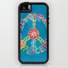 Peace Adventure Case iPhone (5, 5s)