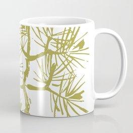 Pinetree with pinecones, spruce, ornamental Coffee Mug