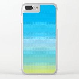 BitFade.01 Clear iPhone Case