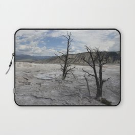 Mammoth Hot Spring  Terrace Laptop Sleeve