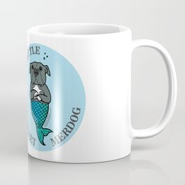 The Little Velvet Merdog Coffee Mug
