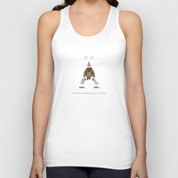 home alone Tank Tops featuring Home Alone by Alyn Spiller