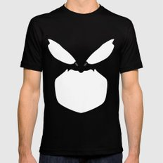 Killer Whale Black MEDIUM Mens Fitted Tee