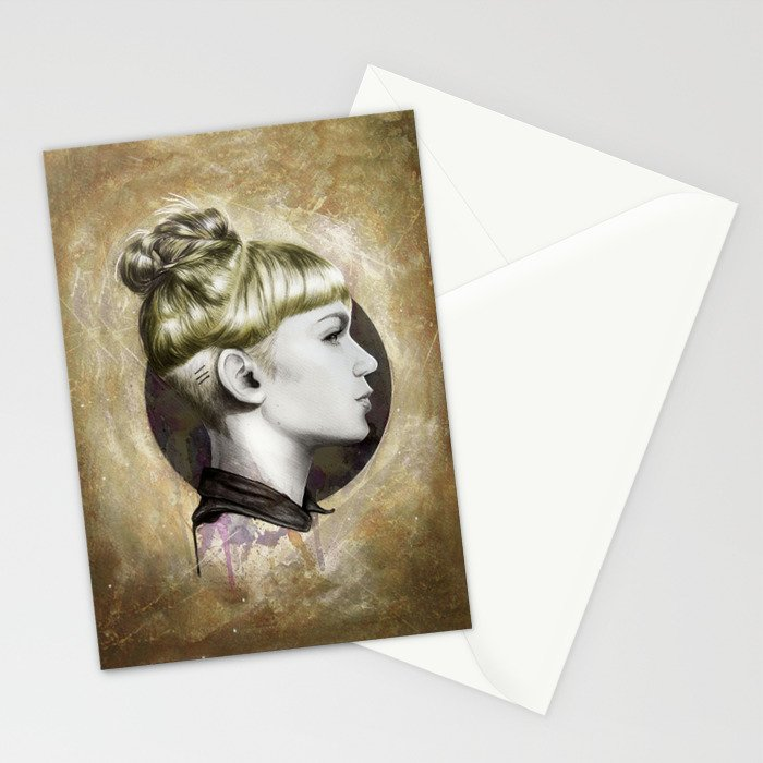 GrimesI Stationery Cards