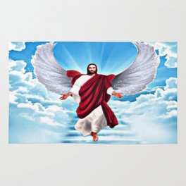 Lord In Heaven Rug