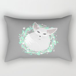 Baby Fennec / Spring Rectangular Pillow