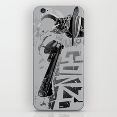 Dr Gonzo iPhone Skin