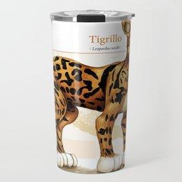 Tigrillo Travel Mug