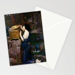 Pandora by JW Waterhouse Stationery Cards