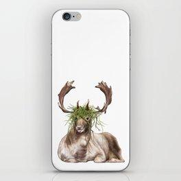 Derp Deer iPhone Skin