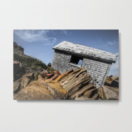 Chimney Corner - Cape Breton Island Metal Print