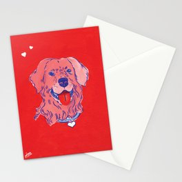 """""""Call Me"""" Valentine's Day Card Stationery Cards"""