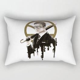 Kingsman: The Secret Service Rectangular Pillow