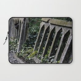 Crumbling Walls Laptop Sleeve