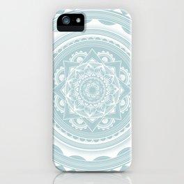 Mandala du Ciel  iPhone Case