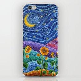 Dream Fields iPhone Skin