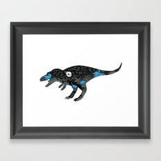 Extinction, pt. 2 Framed Art Print