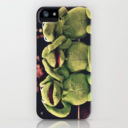 Kermit - Green Frog iPhone Case