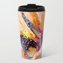 Butterlfy Travel Mug