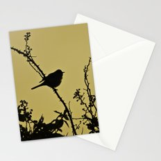 Evening Song Stationery Cards