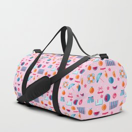 Summer beach essentials Duffle Bag