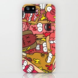 Hot Dogs iPhone Case