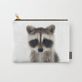 Baby Racoon Carry-All Pouch