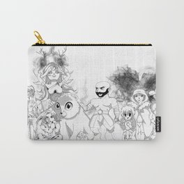 Vox Machina - Critical Role Line Art Carry-All Pouch