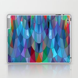 The Many Colors of the Mermaid.... Laptop & iPad Skin