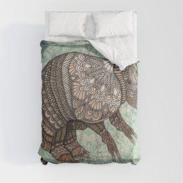 Ornate Armadillo Comforters