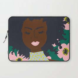 Thoughts of Pink Blooms Everywhere No 01  Laptop Sleeve