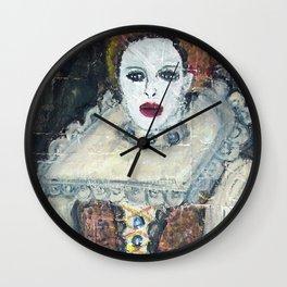 COUNTESS ERZEBET BATHORY Wall Clock