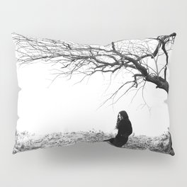 Breathing cold wind Pillow Sham