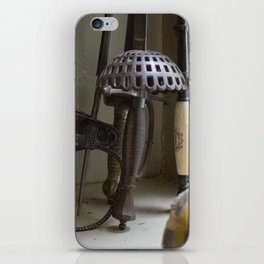 Old Swords and Fencing iPhone Skin