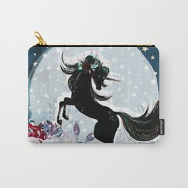 Night Unicorn Carry-All Pouch